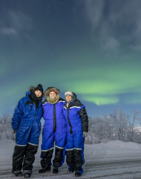 Northern Lights tour with Greenlander
