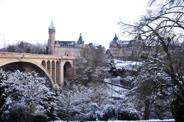 Maximize vacation days and go to Luxembourg!